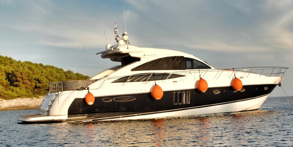 MARINE PROJECT PRINCESS V 70